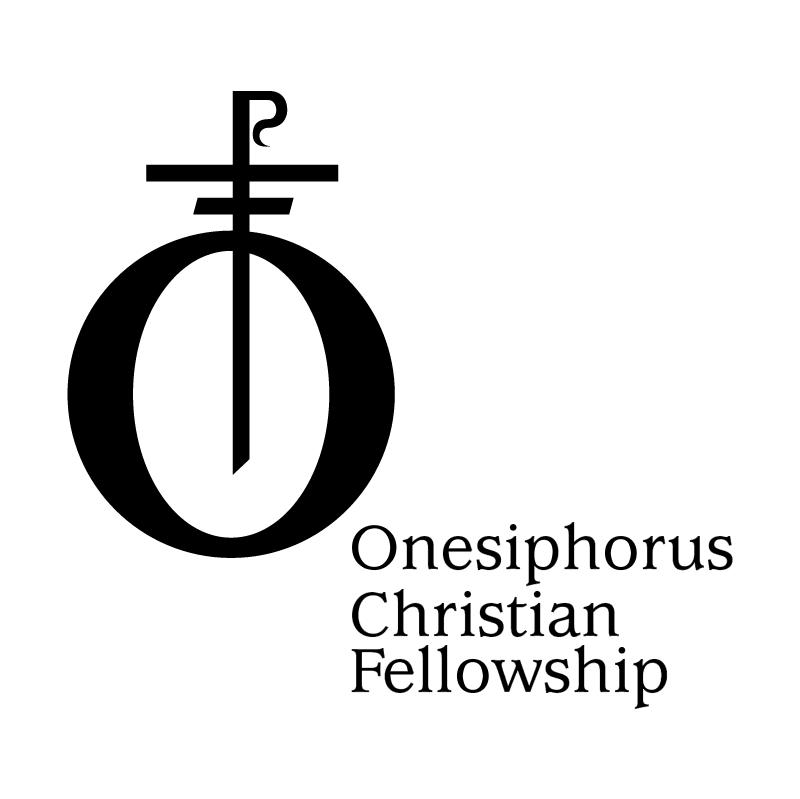 Onesiphorus Christian Fellowship vector