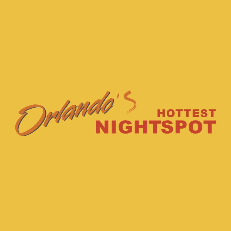 Orlando's Nightspot vector