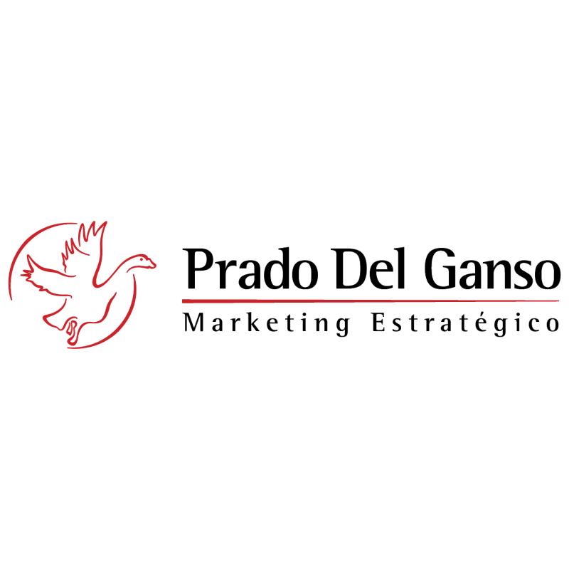 Prado Del Ganso vector