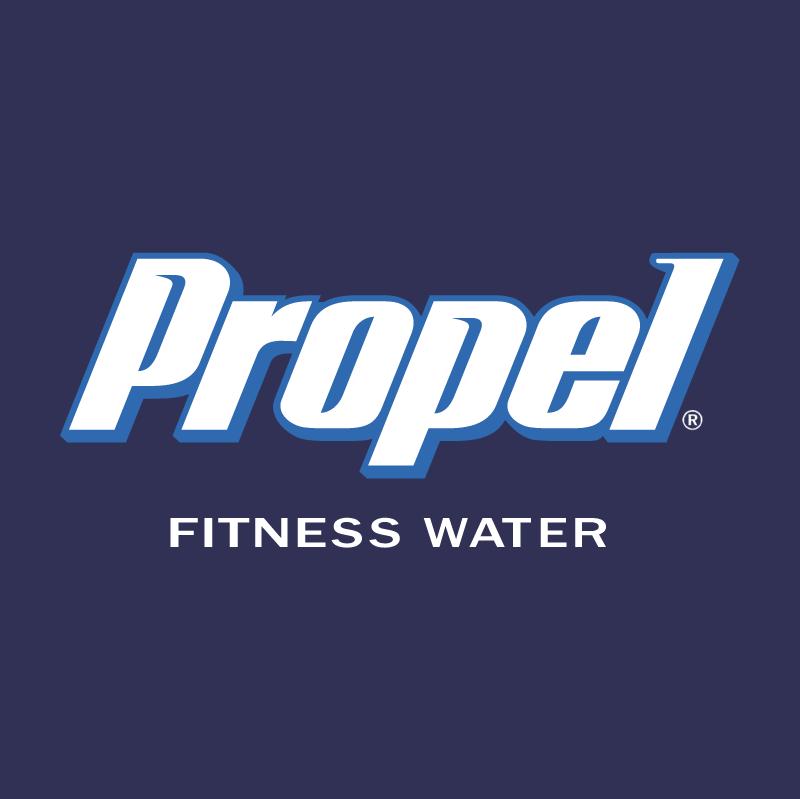 Propel Fitness Water vector