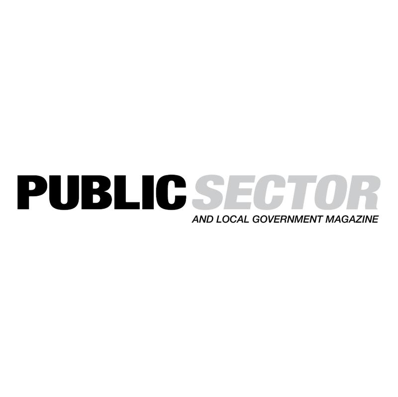Public Sector vector logo