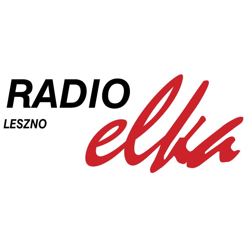 Radio Elka vector