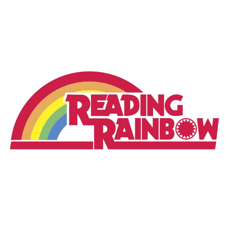 Reading Rainbow vector