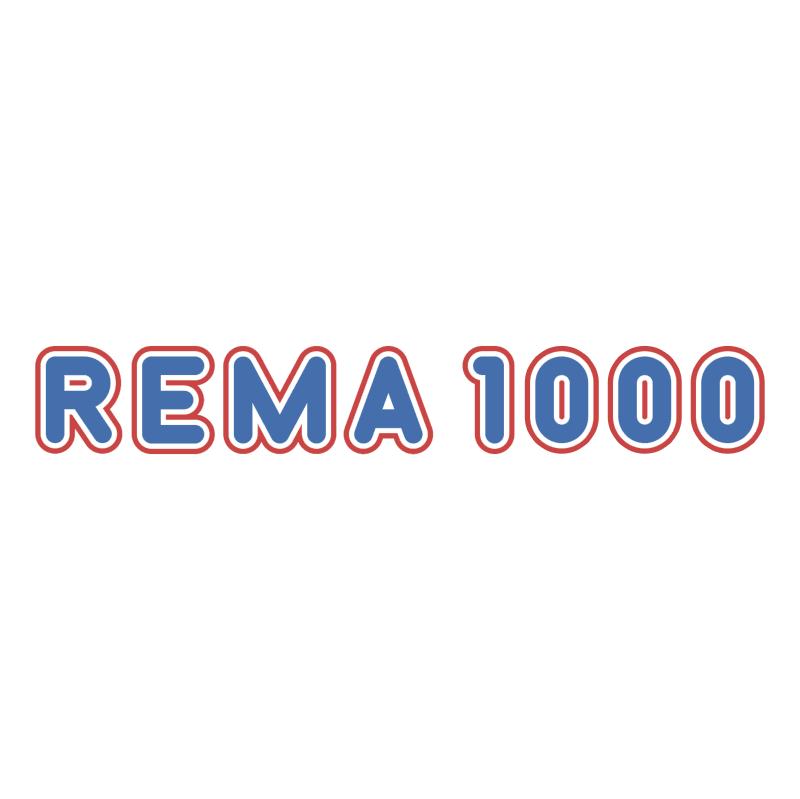 Rema 1000 vector
