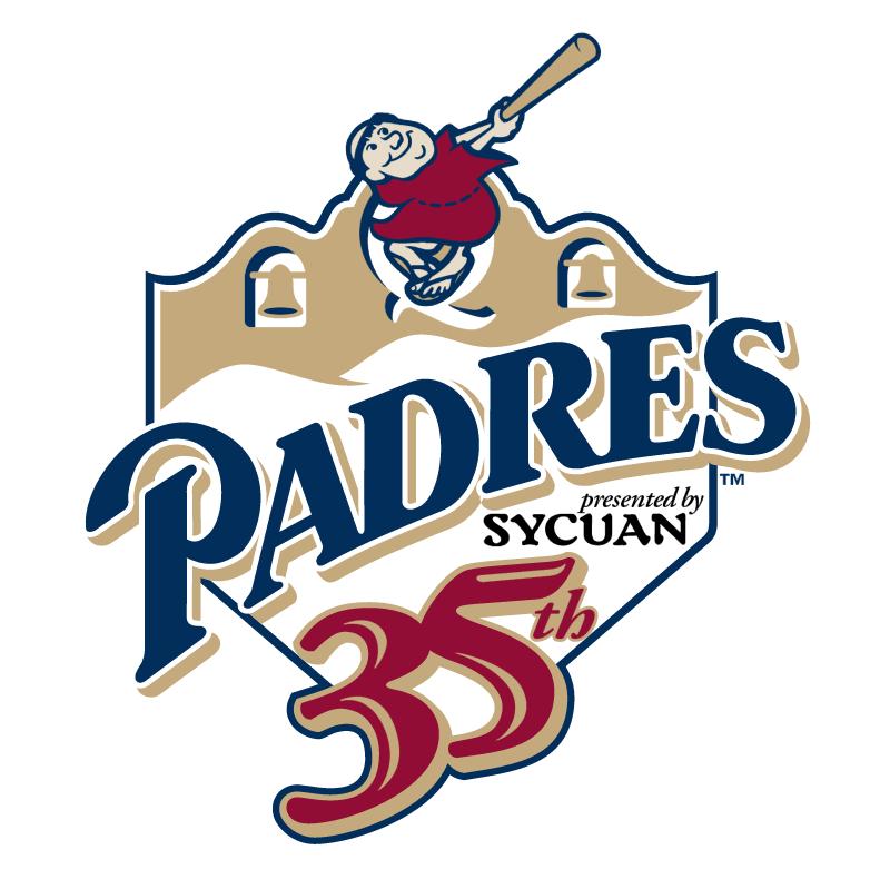 San Diego Padres vector