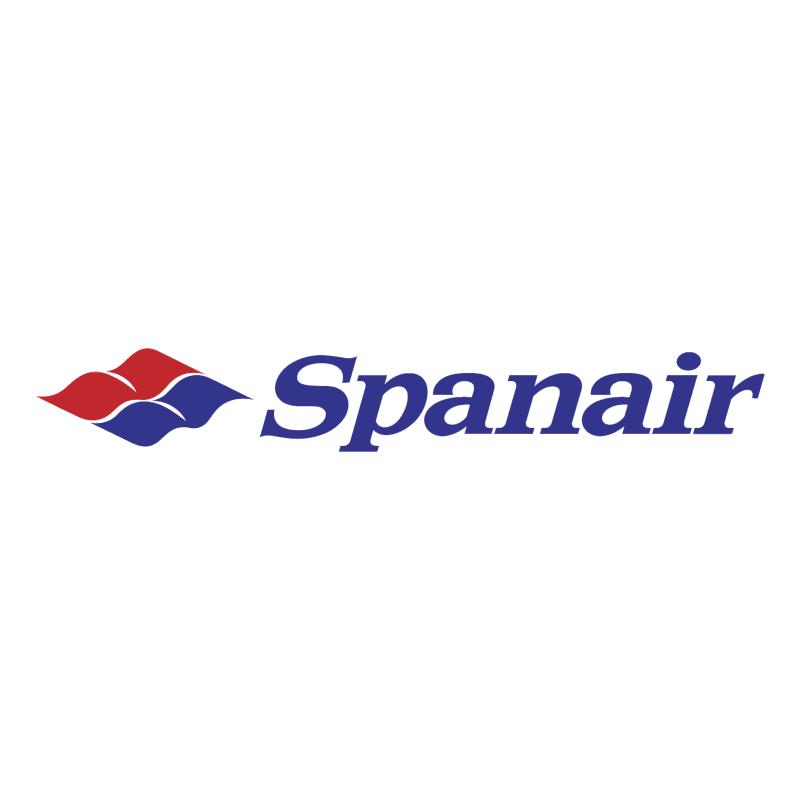 Spanair vector