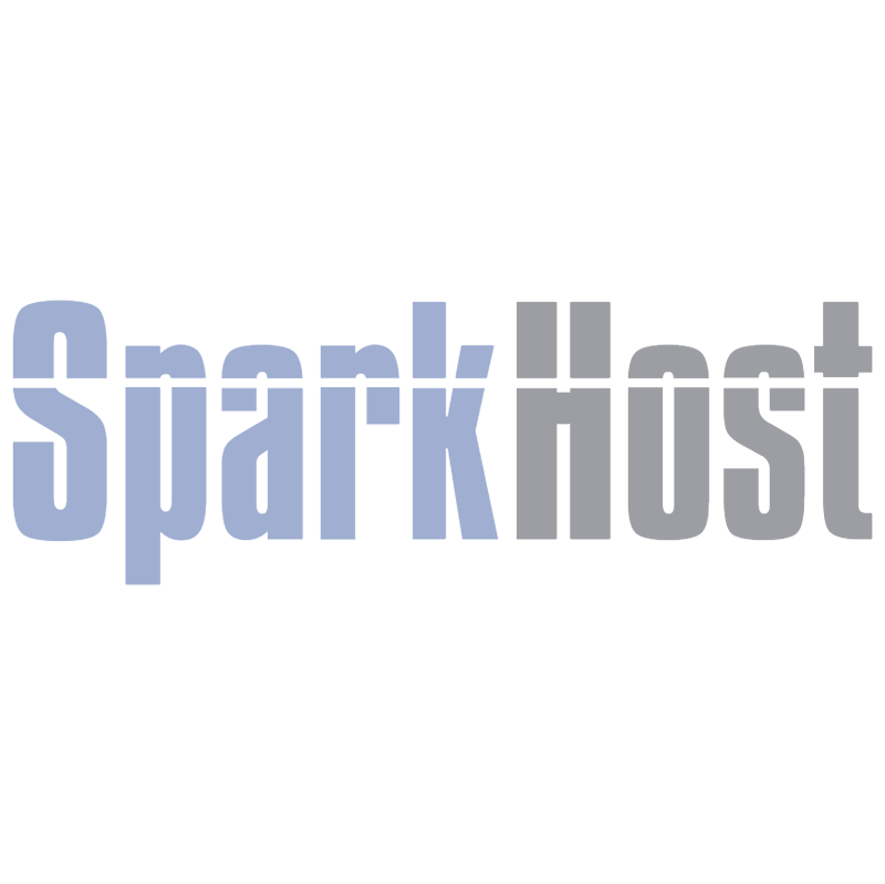 SparkHost Internet Services vector