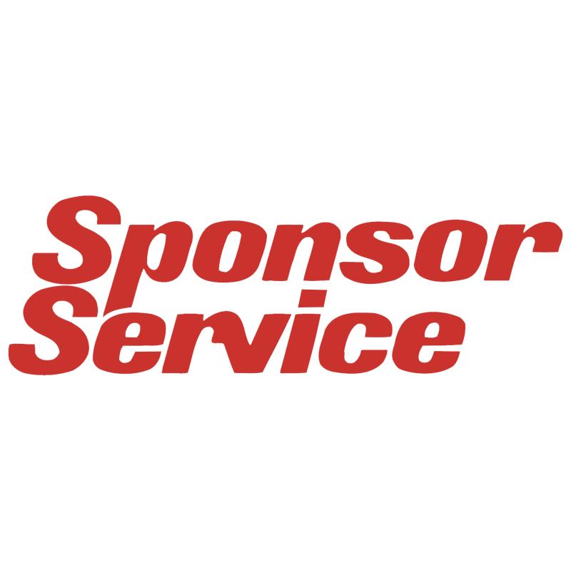 Sponsor Service vector logo