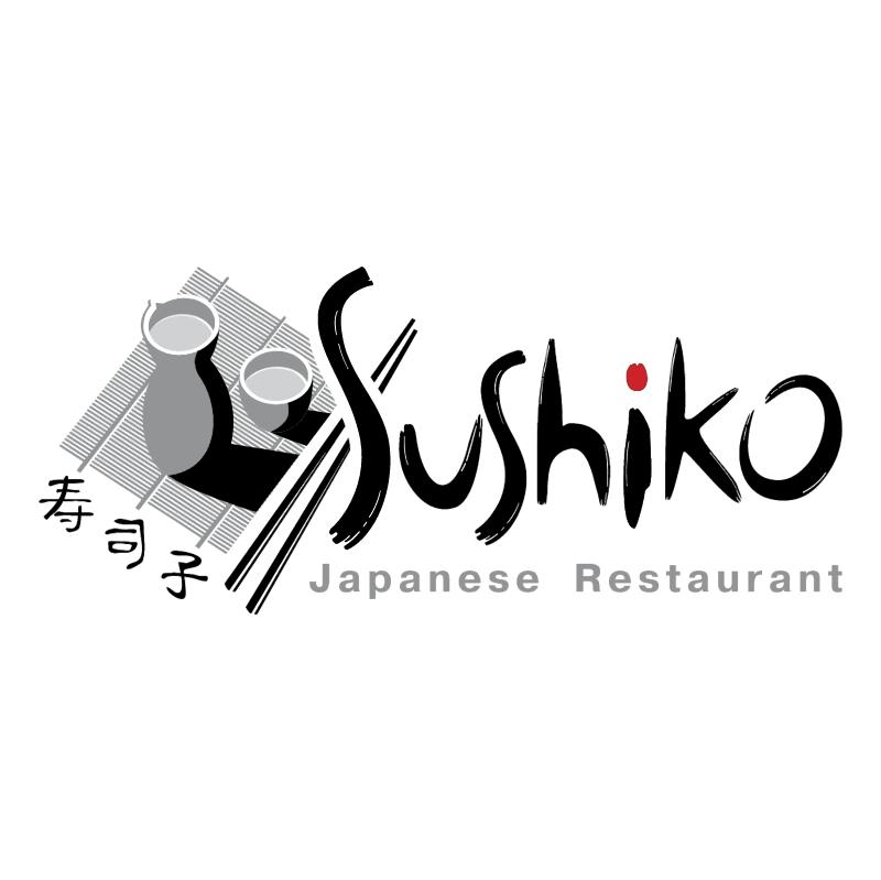 Sushiko vector logo