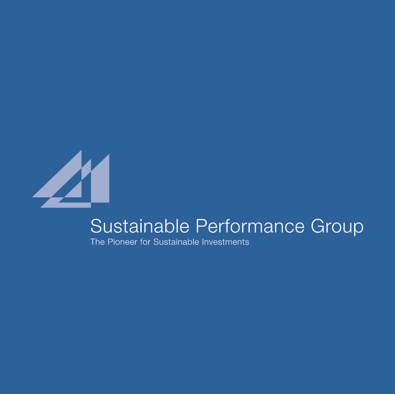 Sustainable Performance Group vector