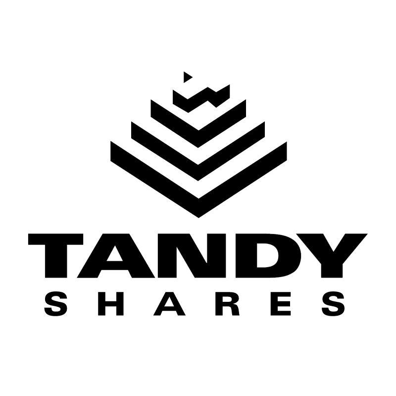 Tandy Shares vector