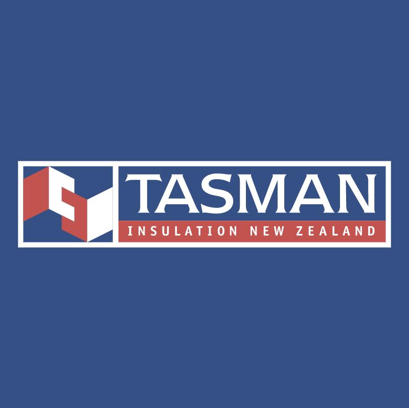 Tasman Insulation New Zealand vector logo