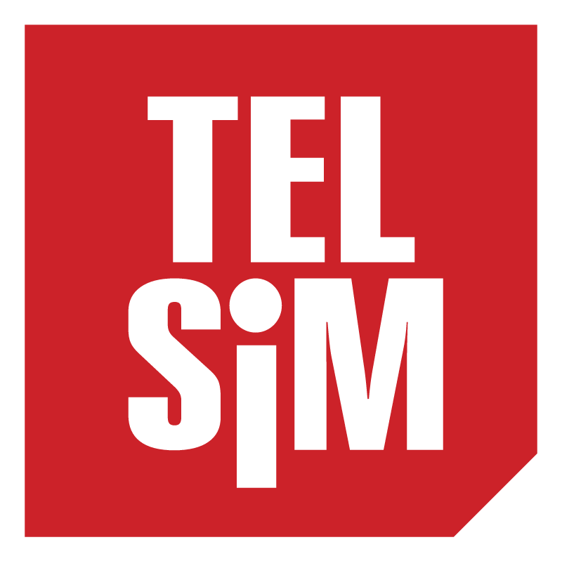 Tel Sim vector
