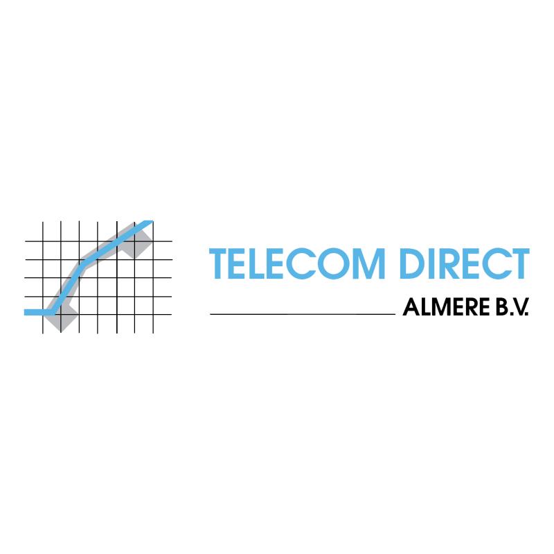 Telecom Direct Almere vector