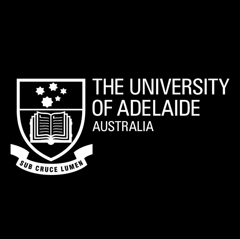 The University of Adelaide vector
