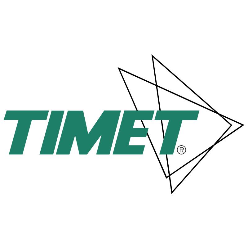 Timet vector logo