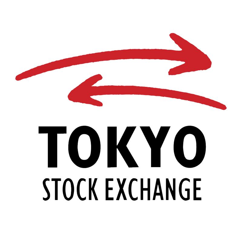 Tokyo Stock Exchange vector