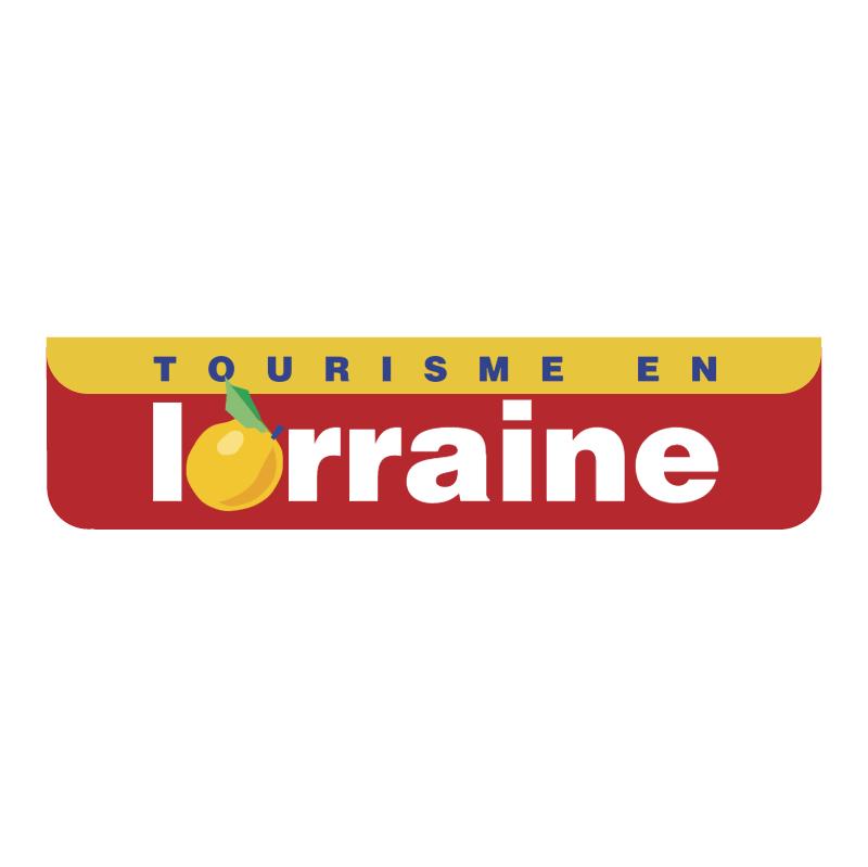 Tourisme en Lorraine vector