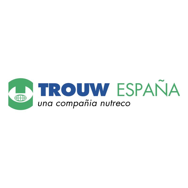 Trouw Espana vector