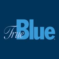 True Blue vector