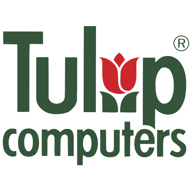 Tulip Computers vector