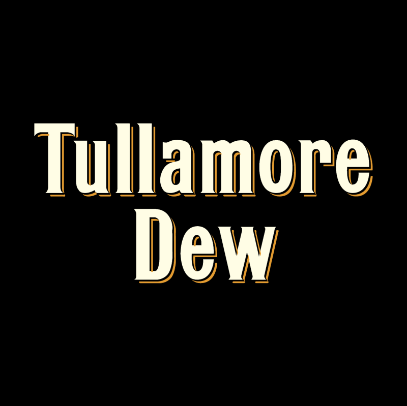 Tullamore Dew vector logo