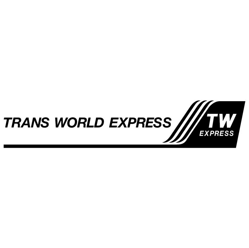 TW Express vector