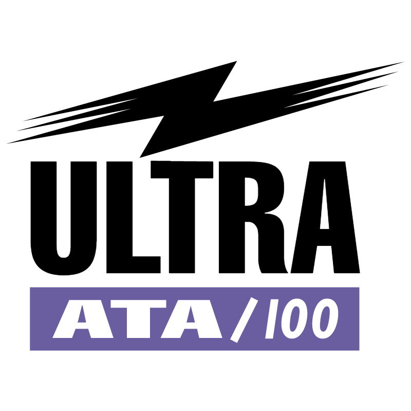 Ultra ATA 100 vector