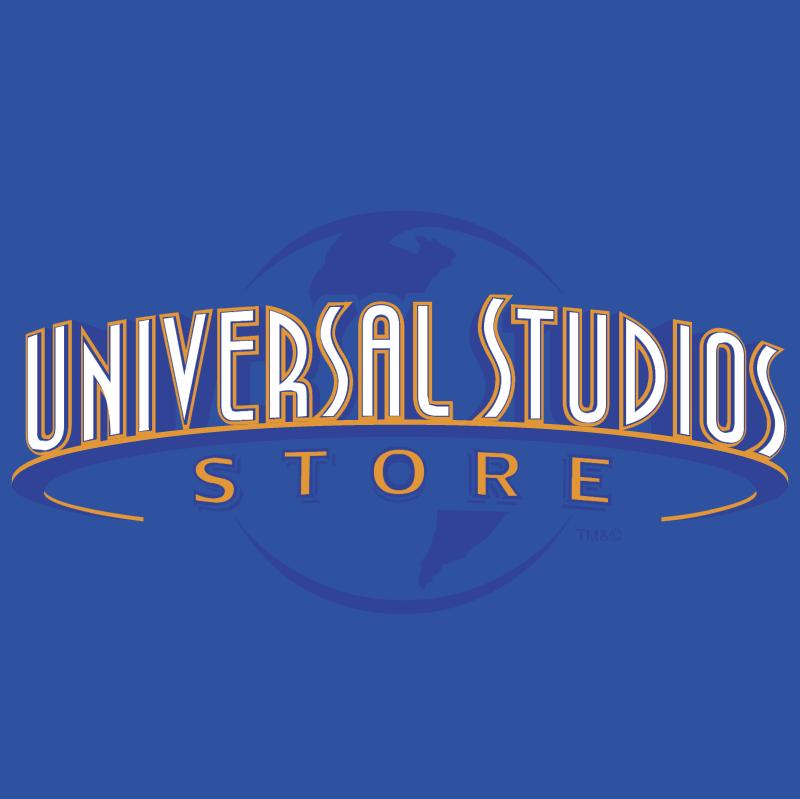Universal Studios Store vector