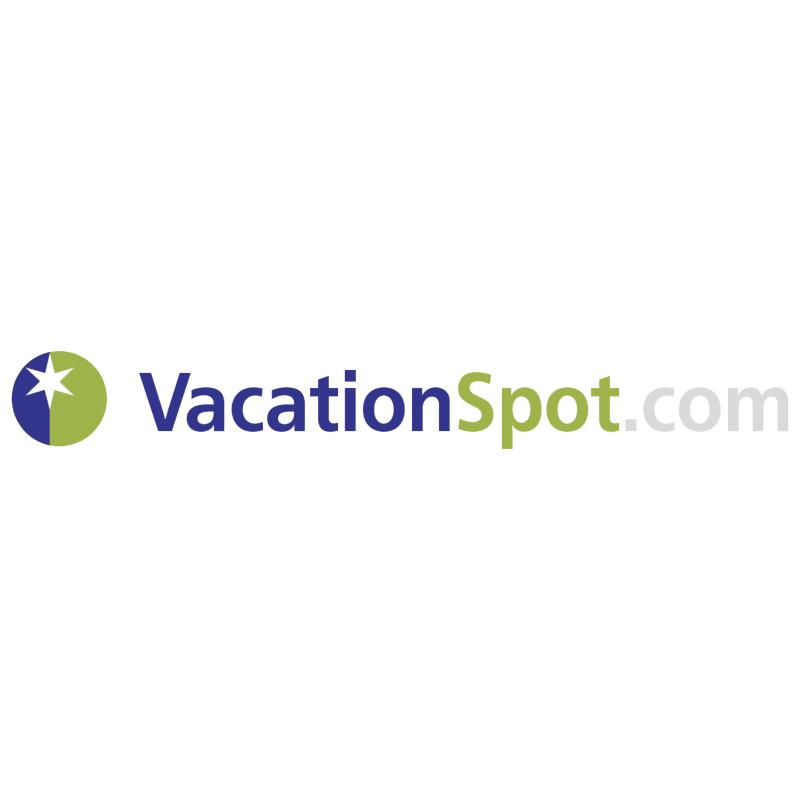 VacationSpot com vector