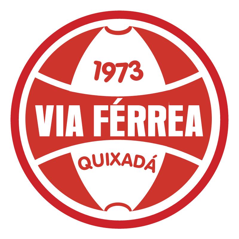 Via Ferrea de Quixada CE vector
