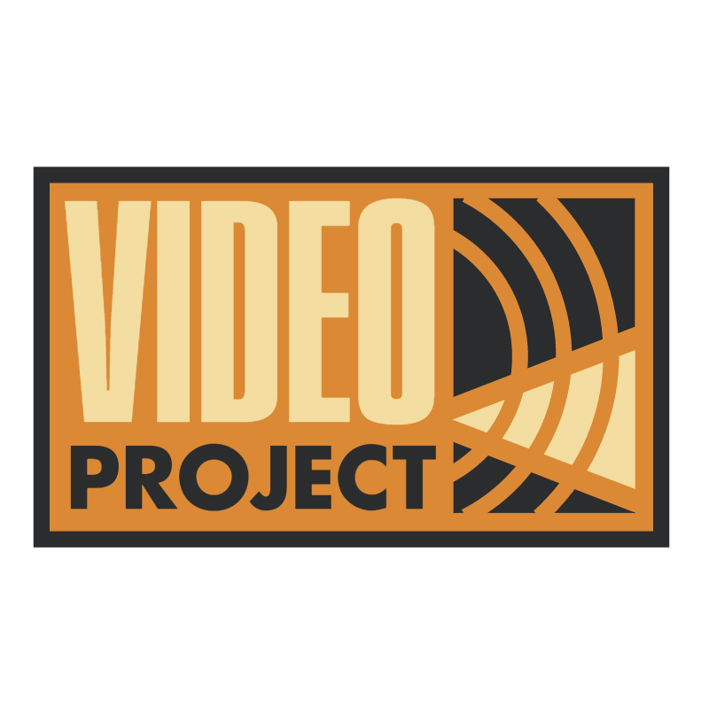 Video Project vector