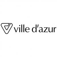 Ville d'Azur vector