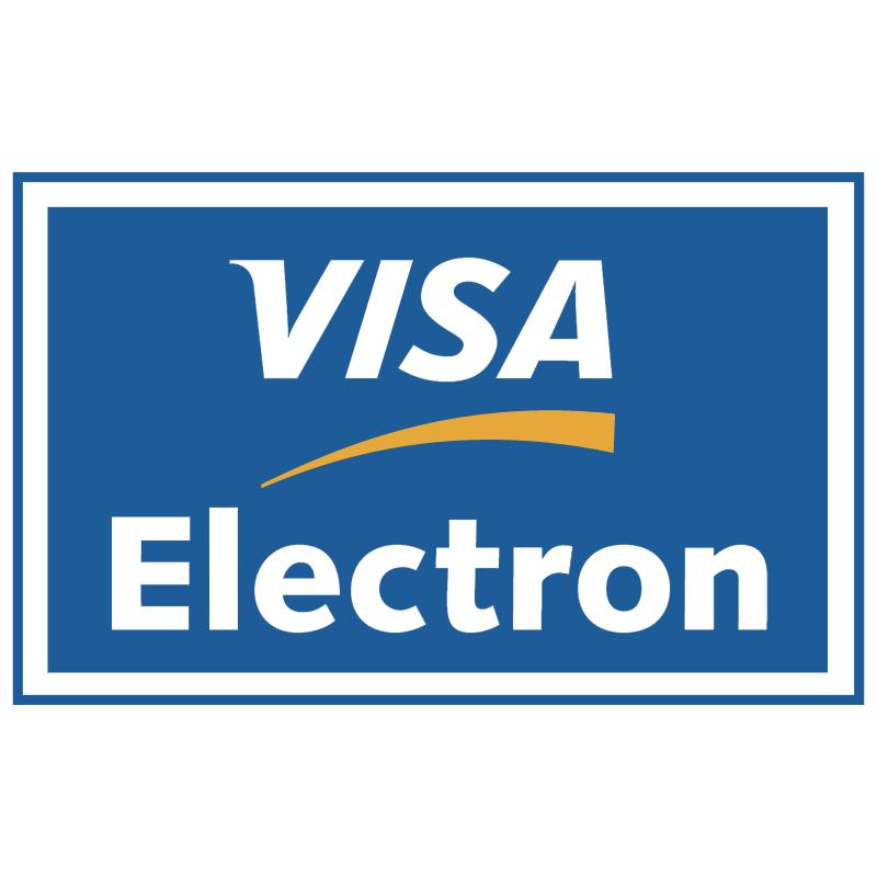 VISA Electron vector