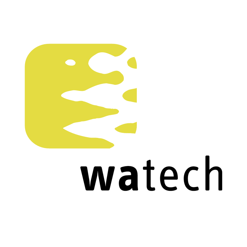 Watech vector logo