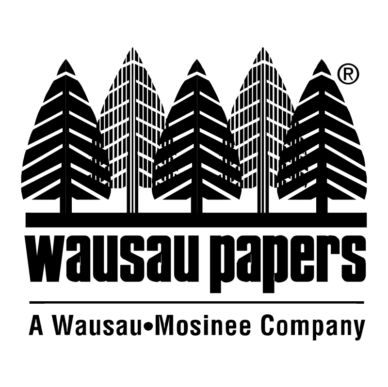 Wausau Papers vector
