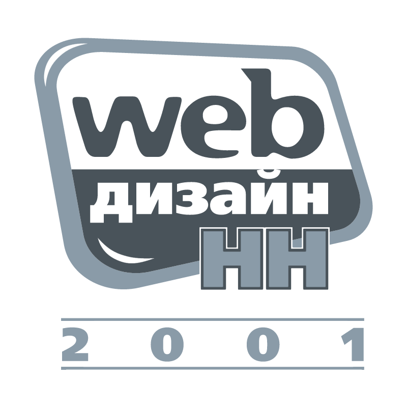 Web Design NN 2001 vector