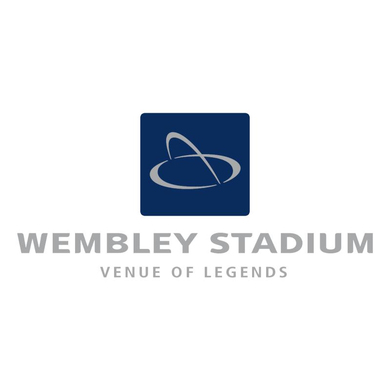Wembley Stadium vector logo