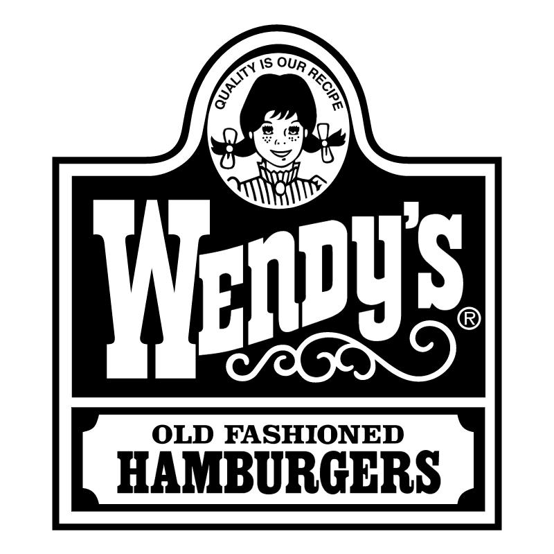 Wendy's vector