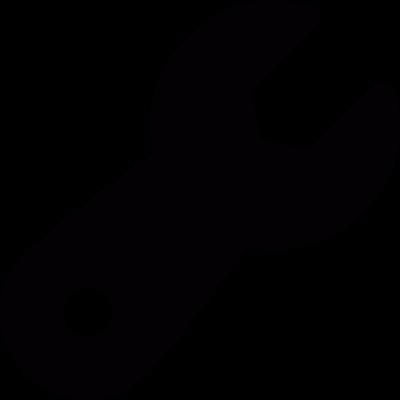 Spanner vector logo