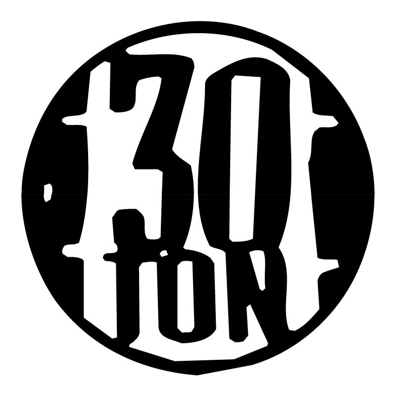 30 ton vector