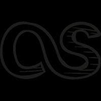 Lastfm Draw Logo vector