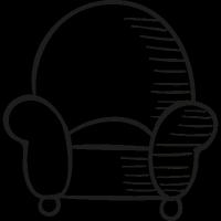 Big Chair vector