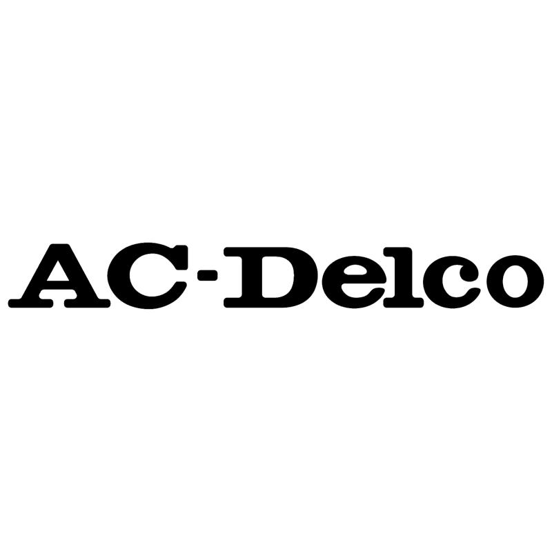 AC Delco vector
