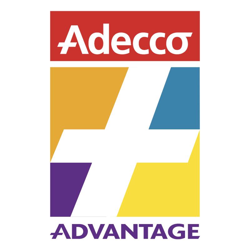 Adecco Advantage vector