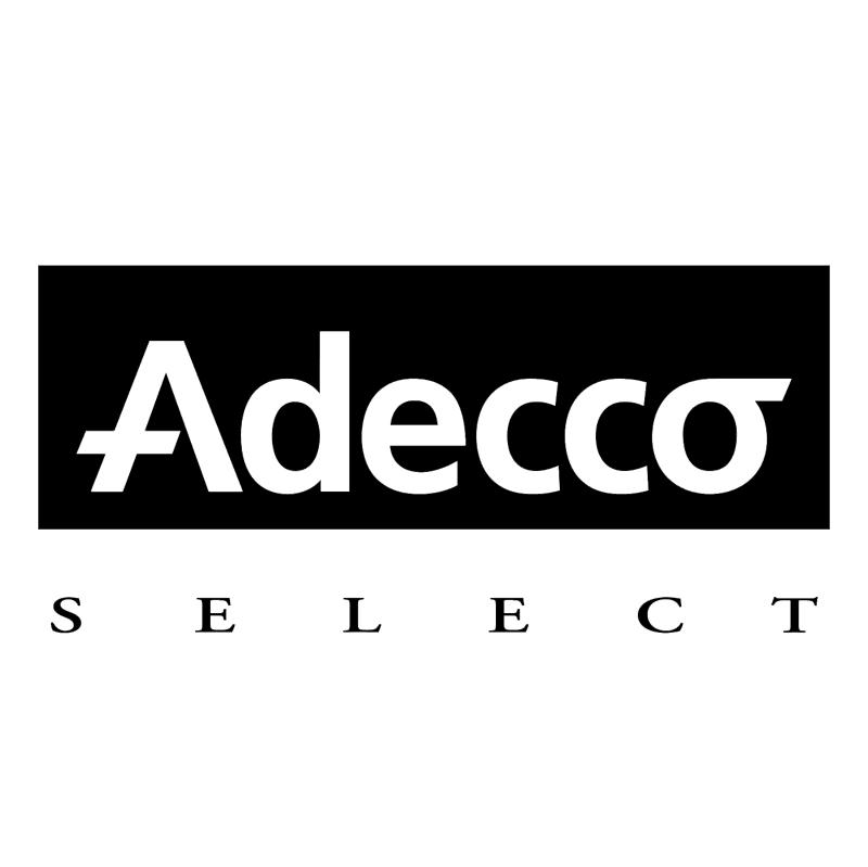 Adecco Select 63304 vector