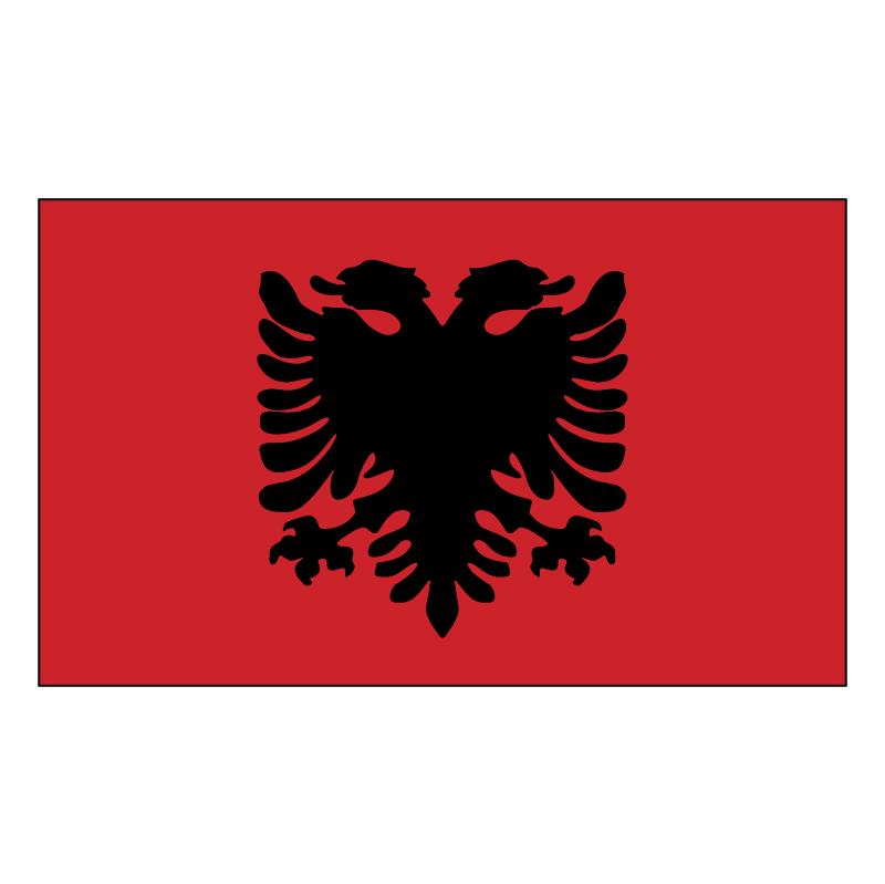 Albania 68814 vector