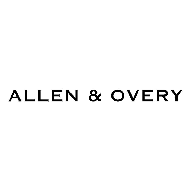 Allen & Overy vector