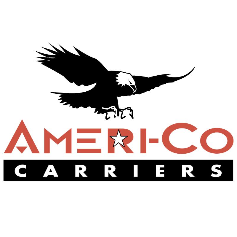 Ameri Co Carriers vector logo