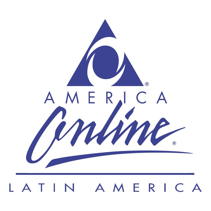 America Online 48479 vector